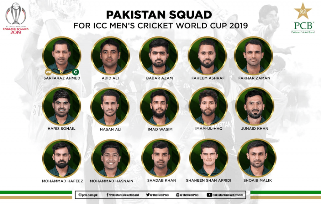 world-cup-squad-world cup 2019 - cricket -parhley.com - parhley - pakistani blog - pakistani blogger - top pakistani blog - blog writing in pakistan- propakistani - beam.pk - pakistani blogger - blogist- parhlo - mangobaaz 3