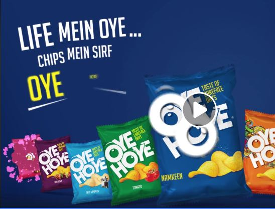 Oye Hoye vs Lays - Oye Hoye vs Lays brand war starts - Oye Hoye Pakistan - Lays Pakistan - parhley - parhley.com - propakistani - pakistani blogger - top pakistani blog