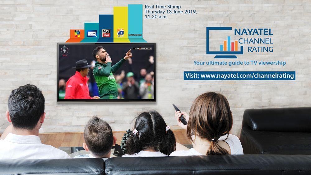 Nayatel Channel Rating - Nayatel - Naya Network - Naya ad - parhley - parhlo - parho - parhle - parh - pak vs ind - pakistan vs india - cricket world cup 2019 - cwc pak vs ind 2019 1