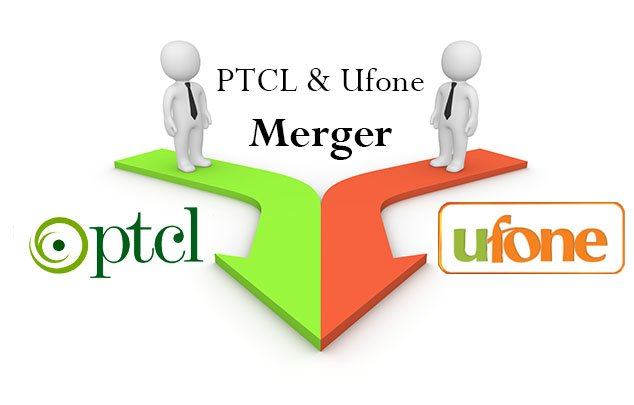 Ufone and PTCL. PTCl_and_Ufone_Merger