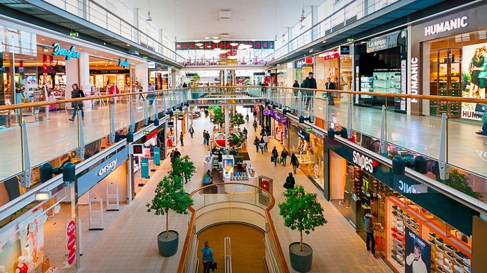 Shop rents in Pakistan is higher than US