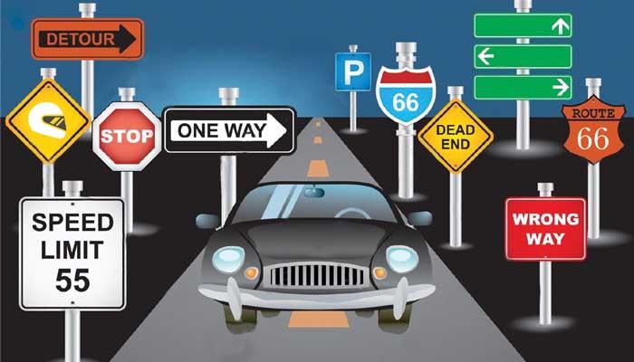 Traffic Rules of Pakistan