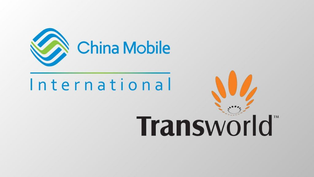 China Mobile International is talking to acquire major stakes in Transworld