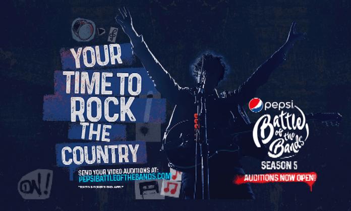Pepsi Battle of the bands season 5