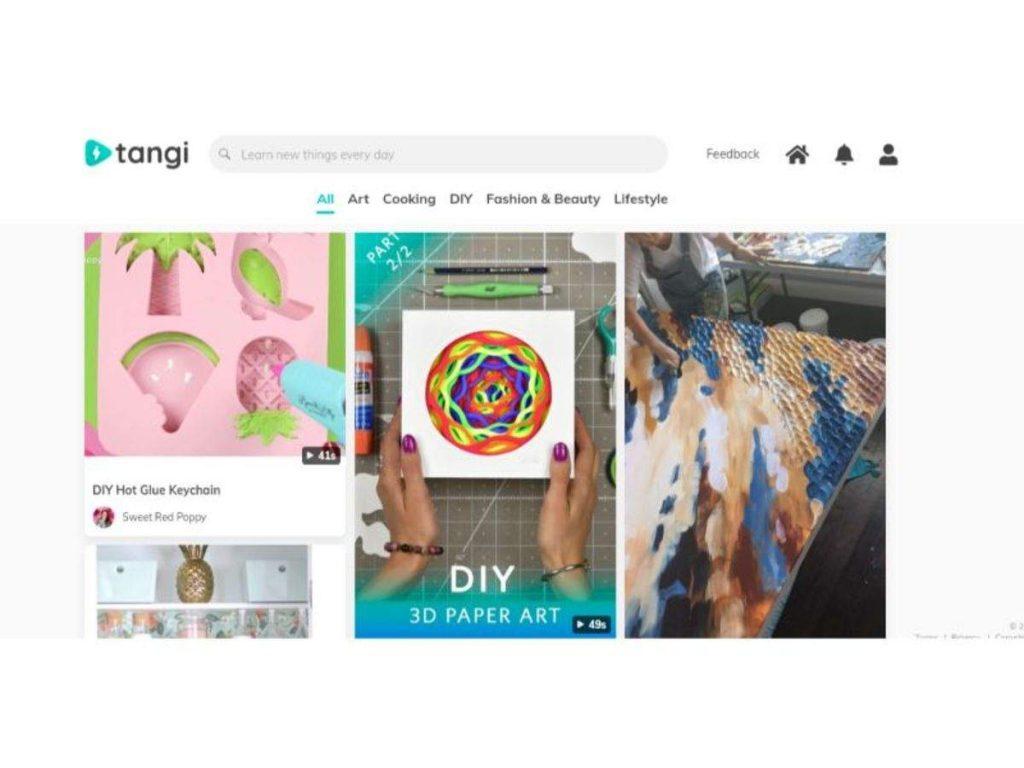 Tangi By Google