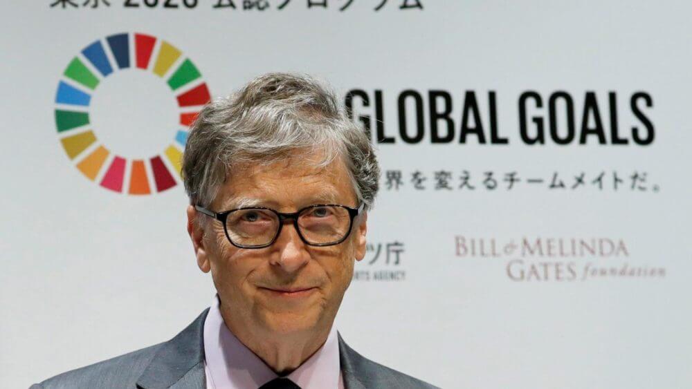 Bill Gates leaves Board Of Directors of Microsoft