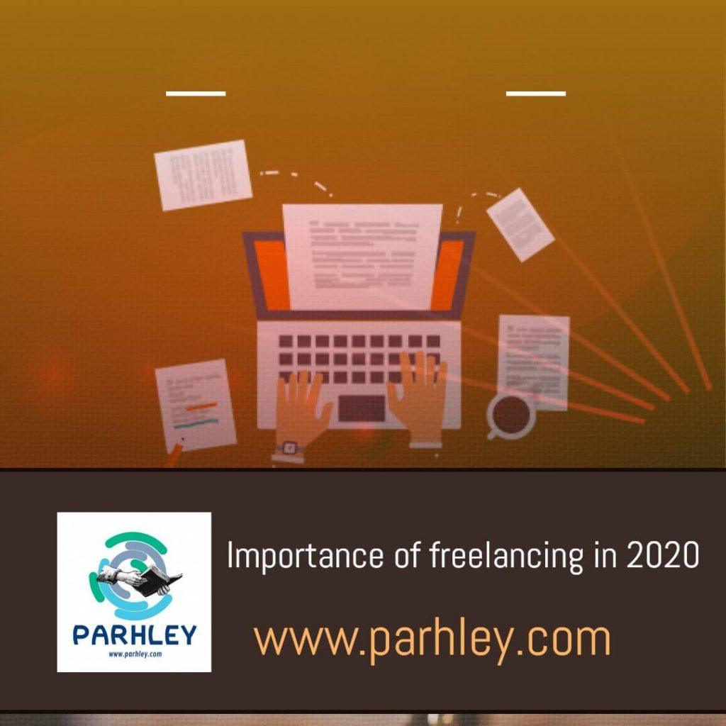 Importance of freelancing in 2020