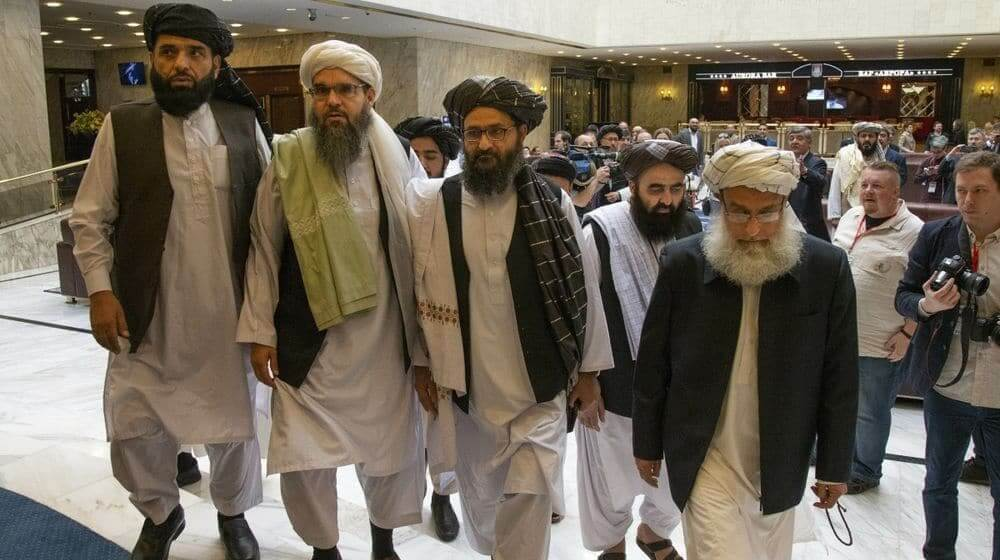 US and Taliban war ends after 18 years