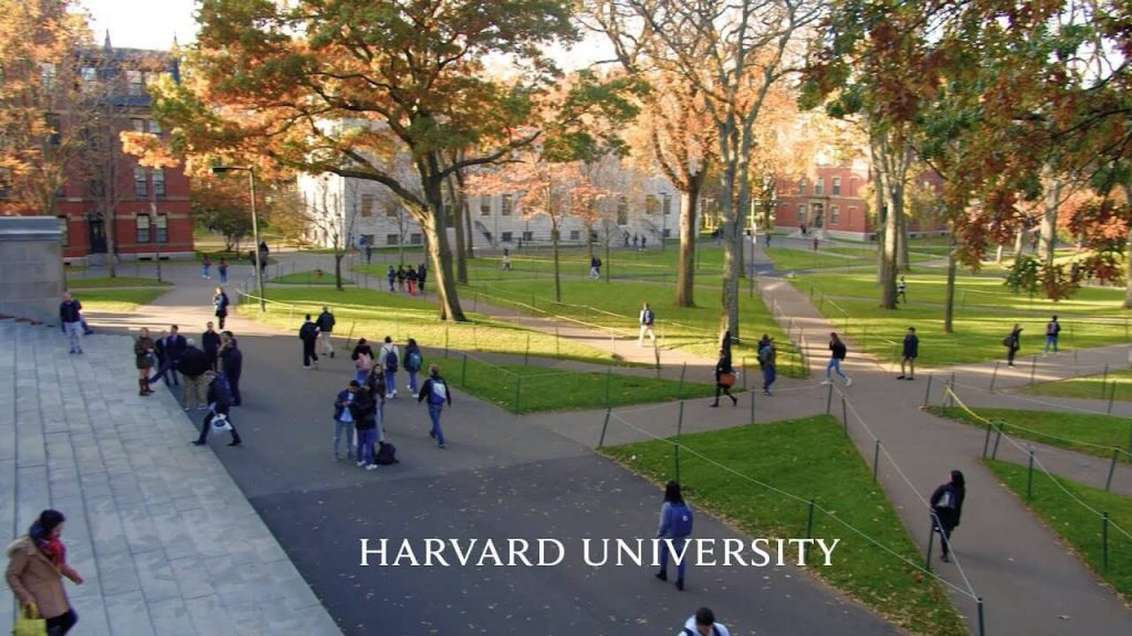 FREE courses offered by Harvard University