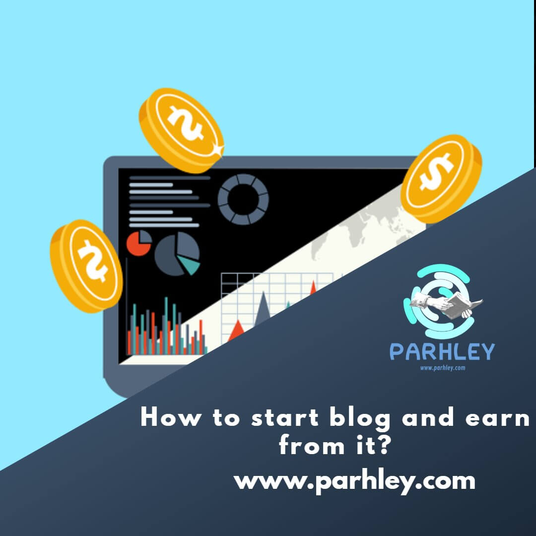 How to start blog and earn from it