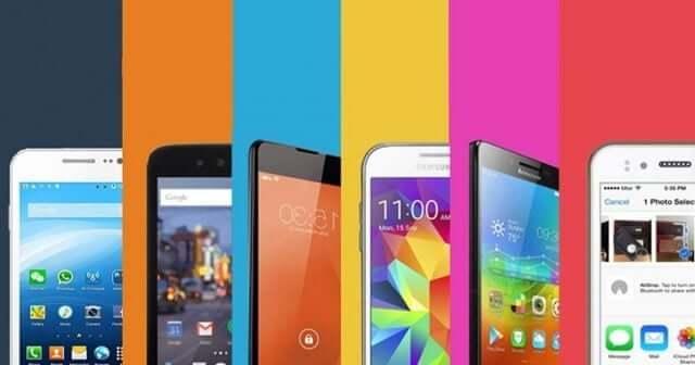 Top 4 smart phones under Rs 30000