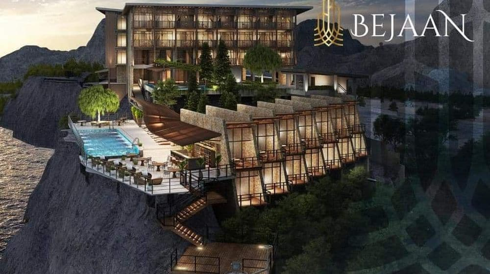 Bejaan first 5 star hotel in Chitral