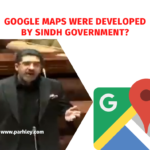 Google Maps were developed by Sindh Government